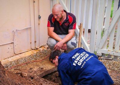 plumber blocked drain adelaide